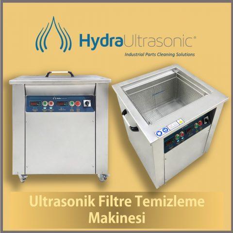 ultrasonik filtre temizleme makinesi