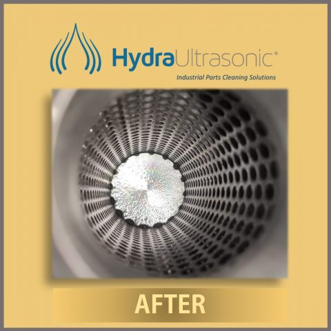 ultrasonik filtre temizleme